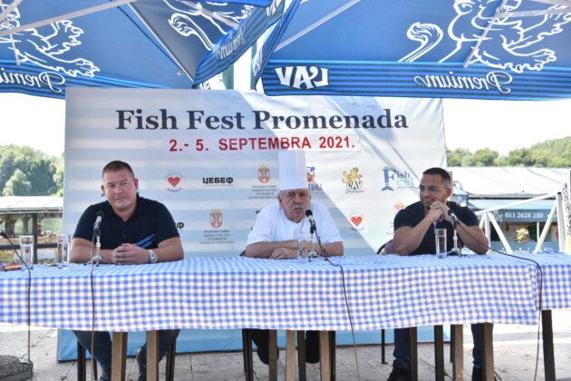 Đordje živanović, Stambol Gestamov, Damir Handanović, Fish Fest 2021, fotograf Belkisa Beka Abdulović